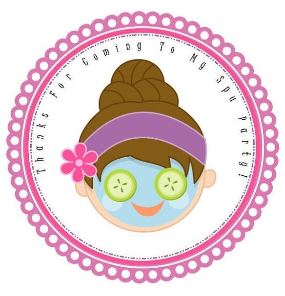 Spa clipart printable. Best images on