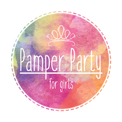 Spa party png. Pamper for girls kids