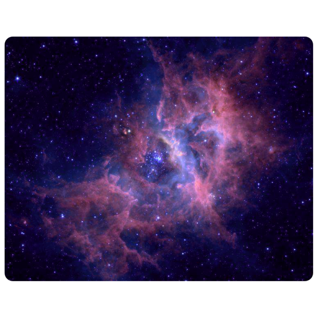 Space backgrounds png. Galaxy background overlay