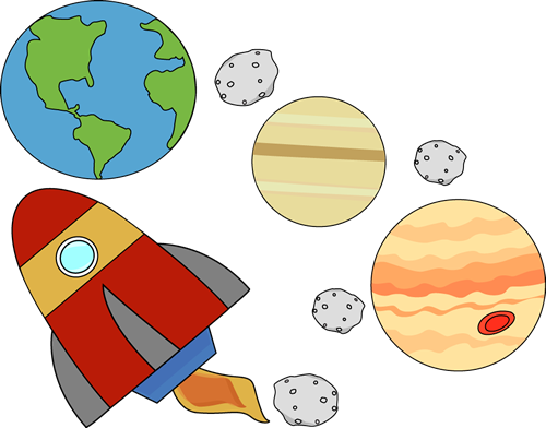 Space clipart space thing. Clip art images rocket