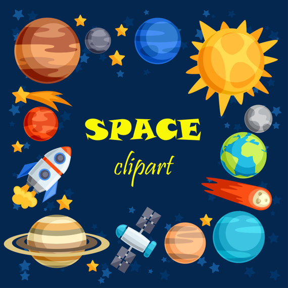 Space clipart space thing. Clip art outer