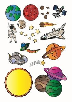 Space clipart space thing. Free domain clip art