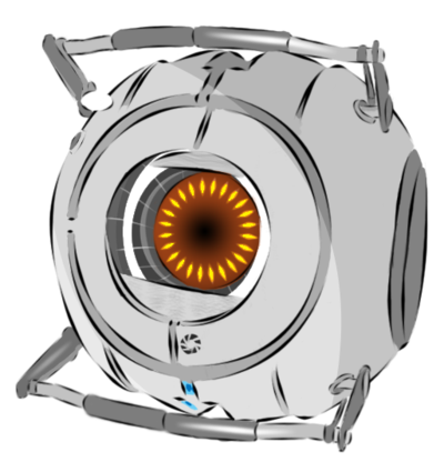 Space core png. Personality by el mundio