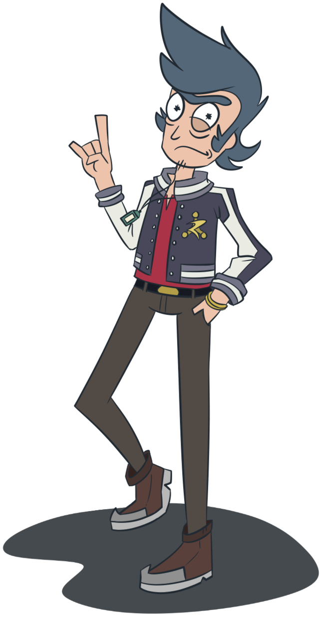 Space dandy png. Rick and morty by