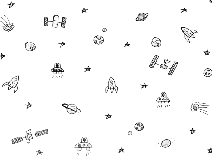 Space doodle png. Ftestickers galaxy background galaxybackgr