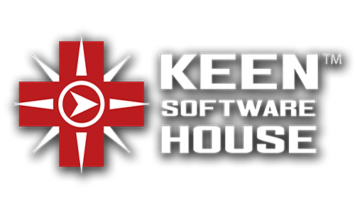 Space engineers logo png. Keen software house presents