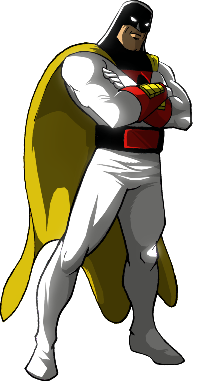Space ghost png. By misterho on deviantart