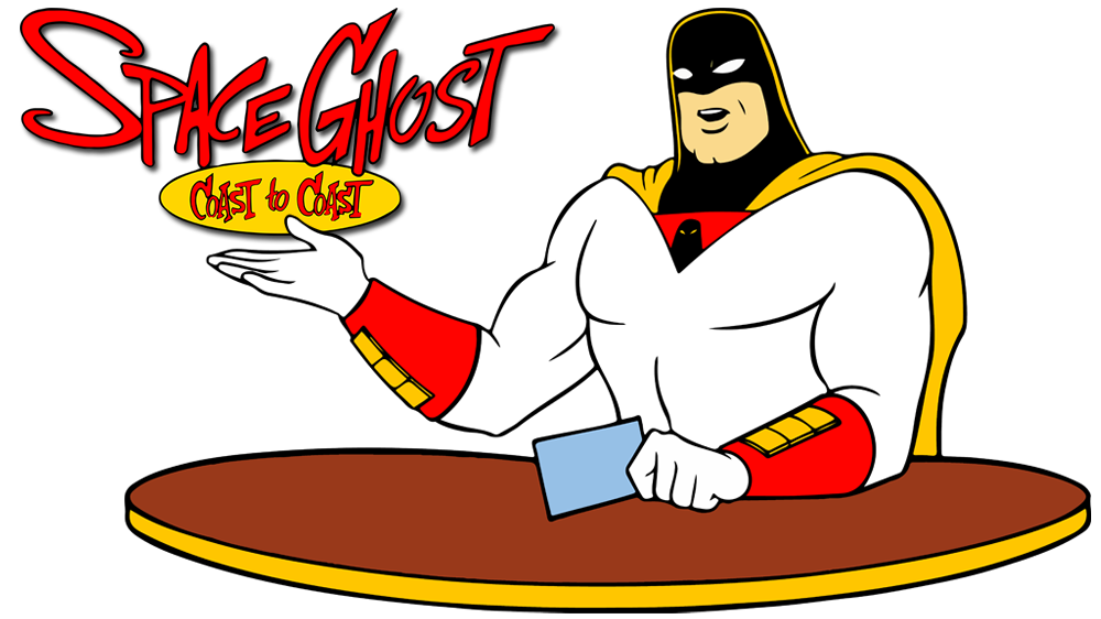 Space ghost png. Coast to tv fanart