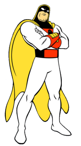 Space ghost png. Image crossover wiki fandom