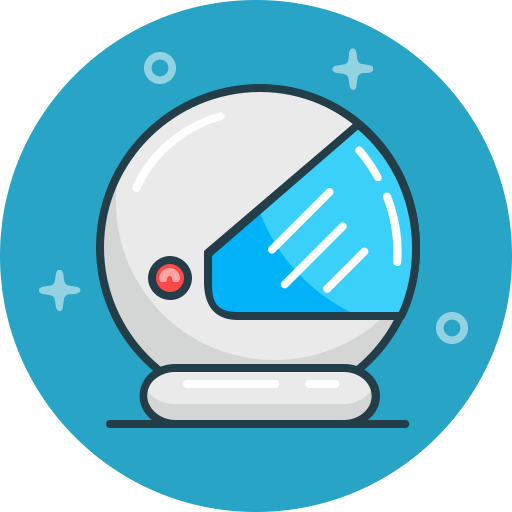 Space icon png. Free version by pixelbuddha