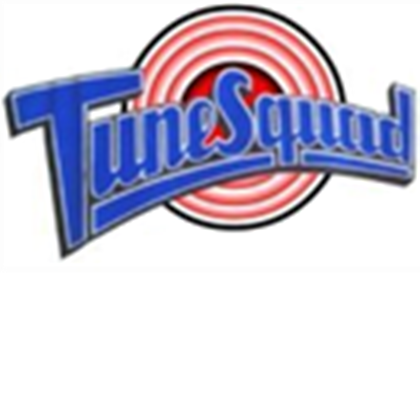 Space jam logo png. Tune squad roblox