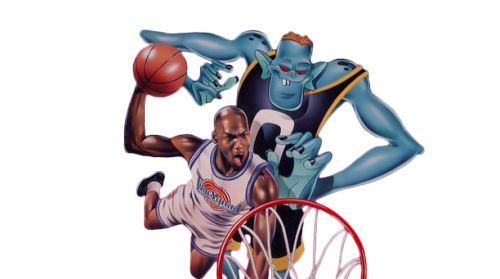 Space jam png. Basketball michael jordan basket