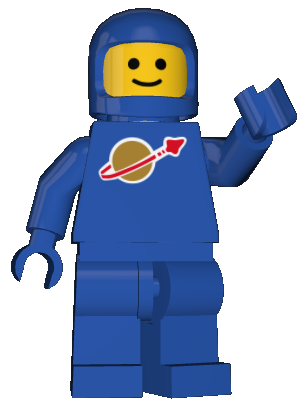 Space man png. Image classic spaceman lego