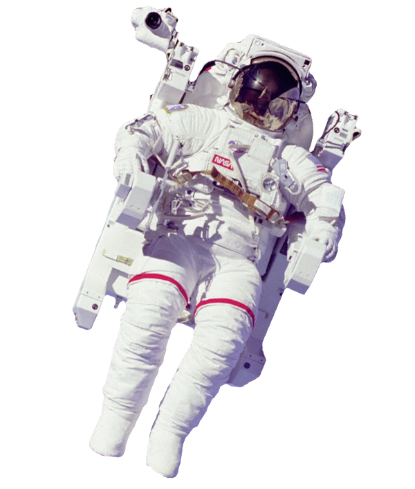 Space man png. Nasa s tips for