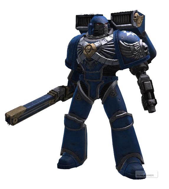 space marine png