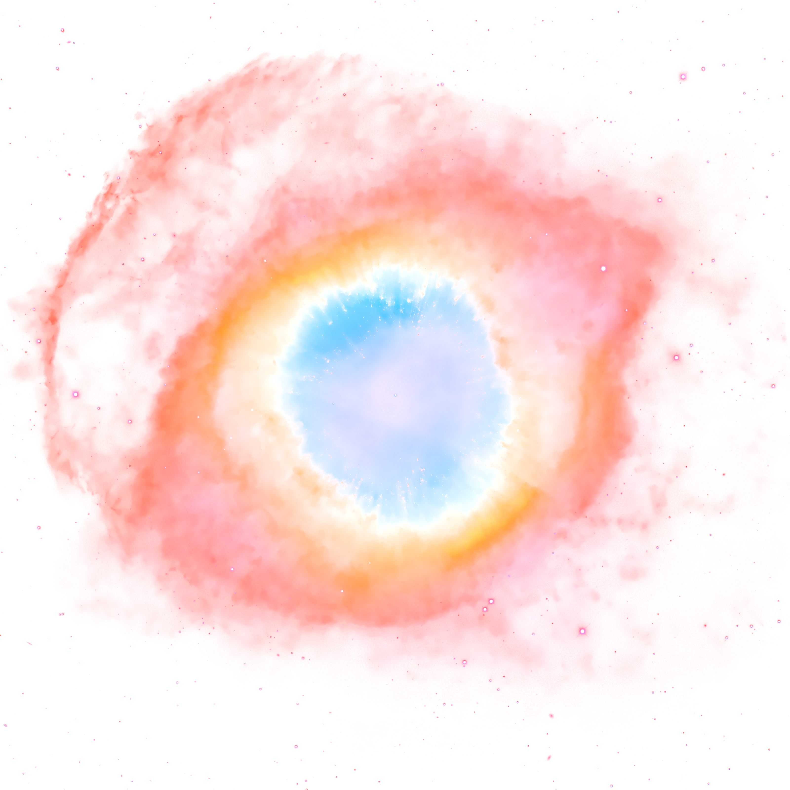 Space png transparent. File translucent helix nebula