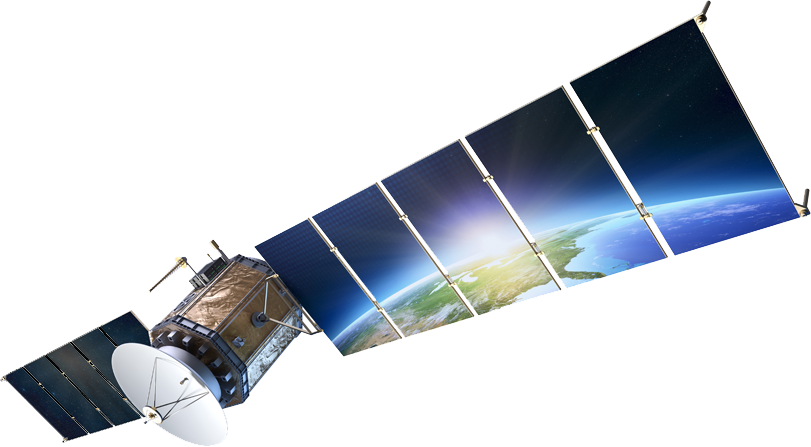 Space satellite png. Transparent images all clipart
