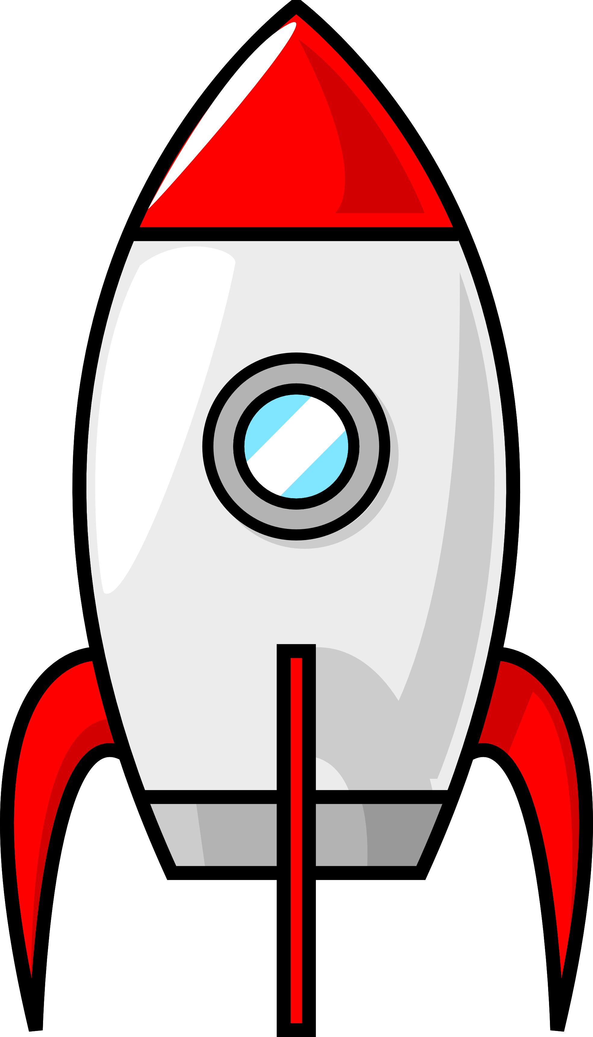 Rocket clip art pinterest. Spaceship clipart png black and white
