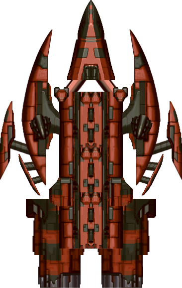 Space ship sprite png. Large spaceship opengameart org
