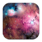 Space wallpaper png. Galaxy for android apk