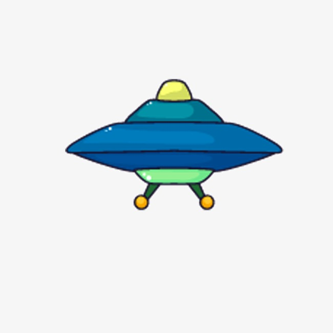 Spaceship clipart blue. Ufo png image and