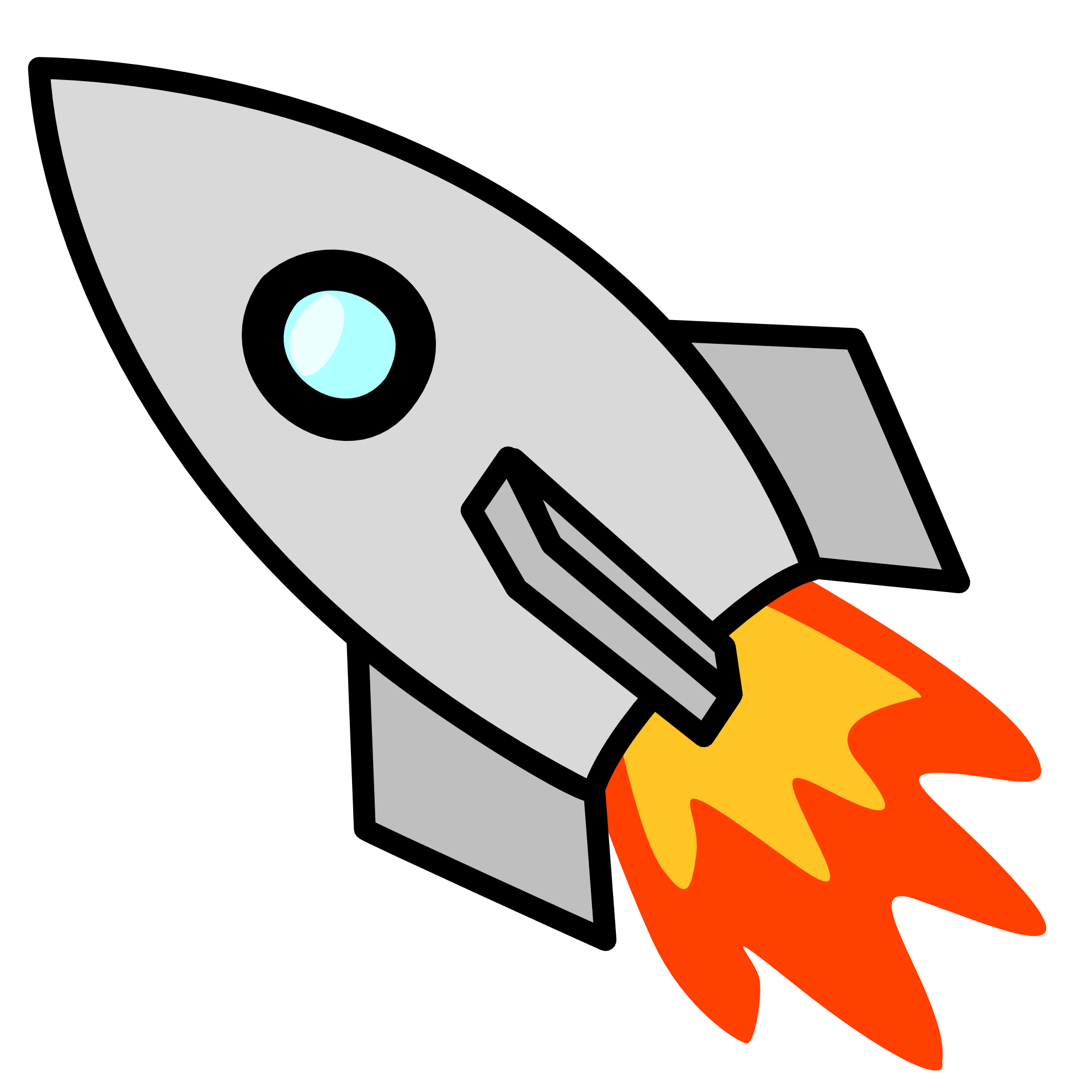 Spacecraft drawing kid. Spaceship clipart images clipartix