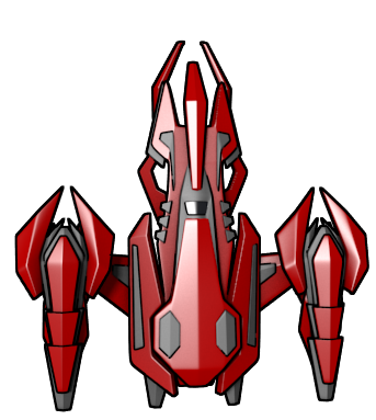 space ship sprite png