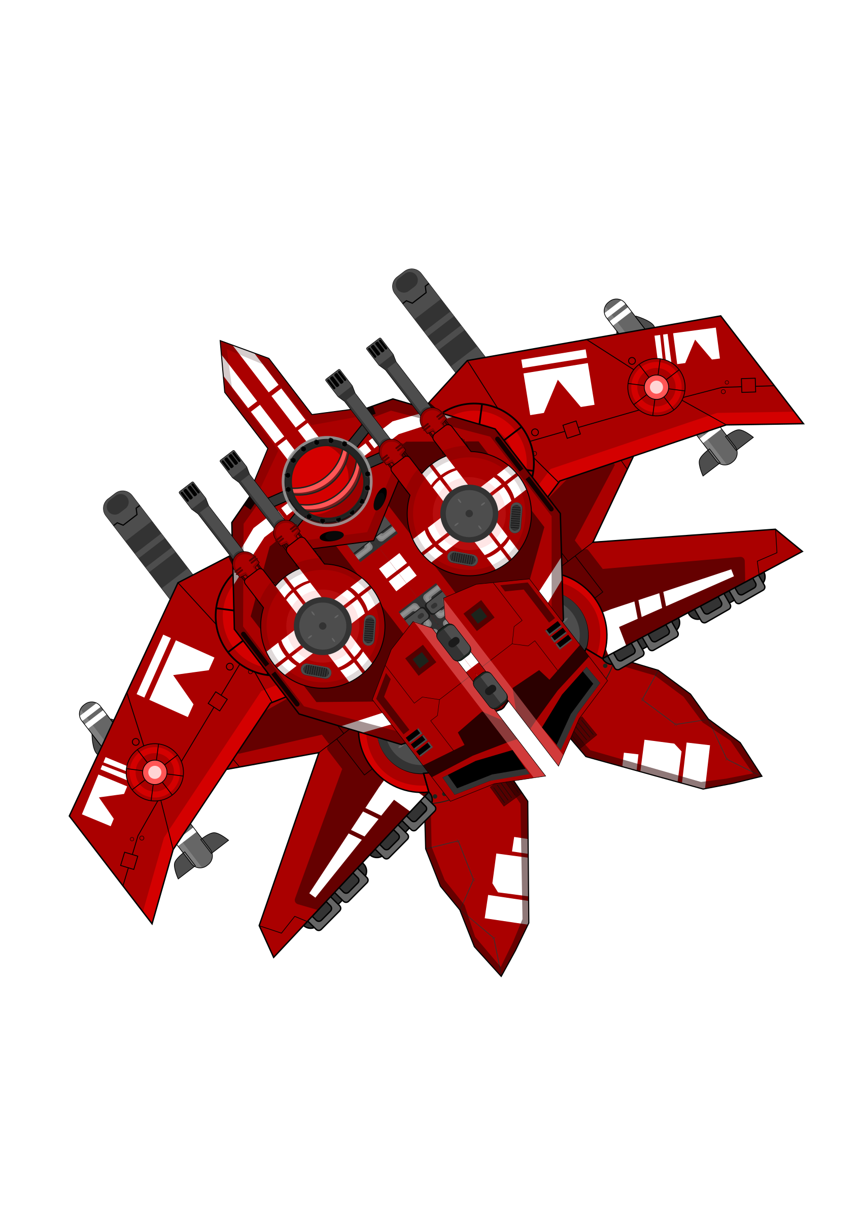Spaceship clipart red. Big image png