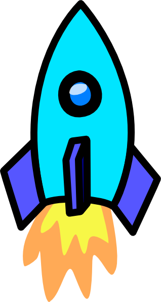 Free images spaceships download. Spaceship clipart blue png black and white library