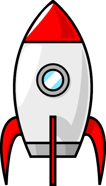 spaceship svg cute