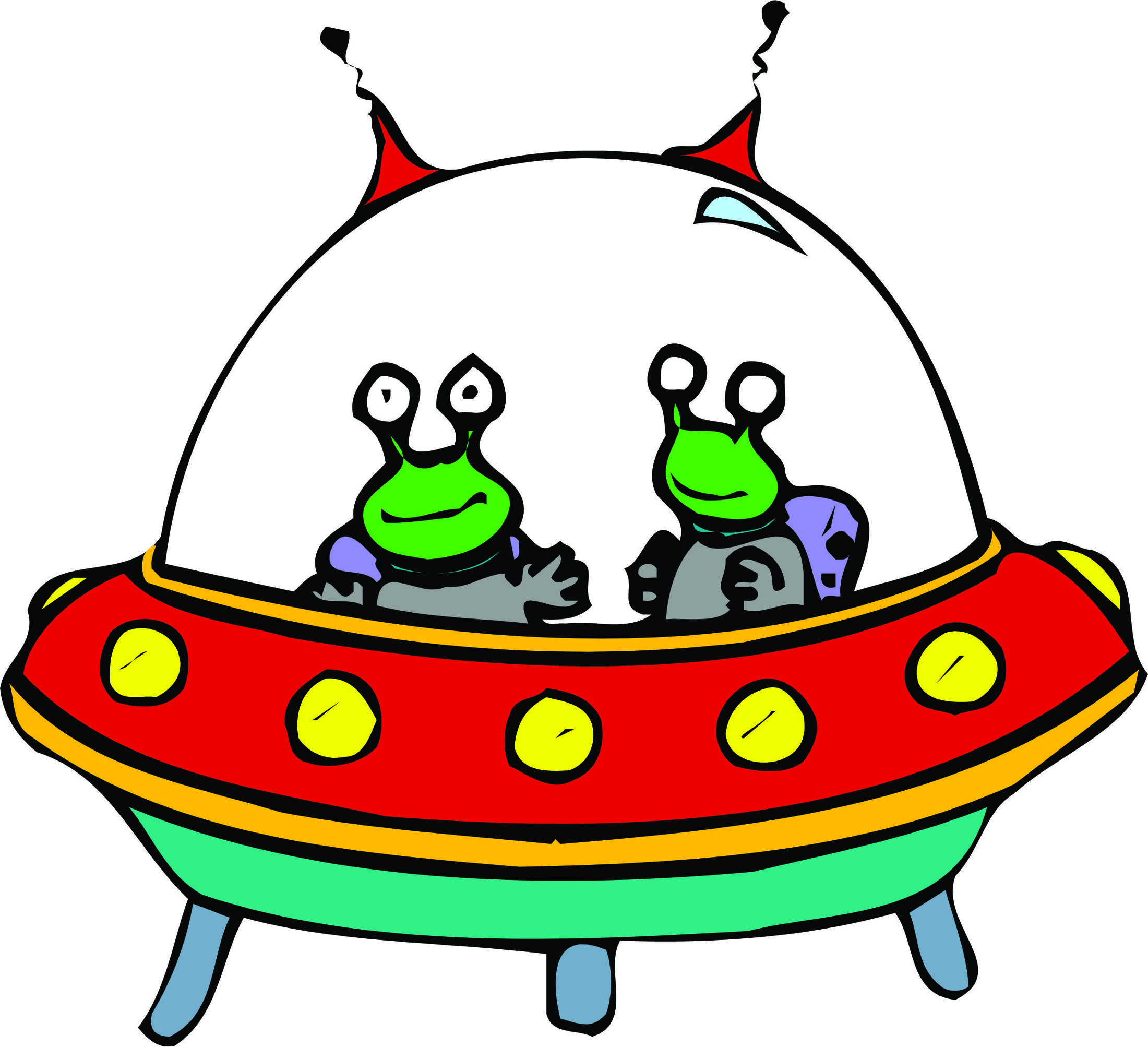 Spaceship clipart two. Spacecraft at getdrawings com