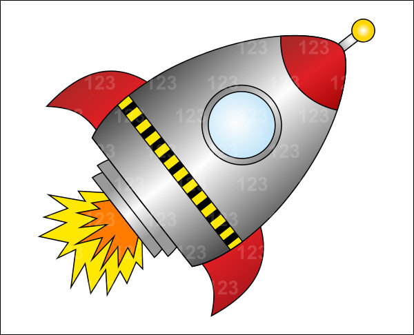 Spaceship clipart two. Space ship at getdrawings