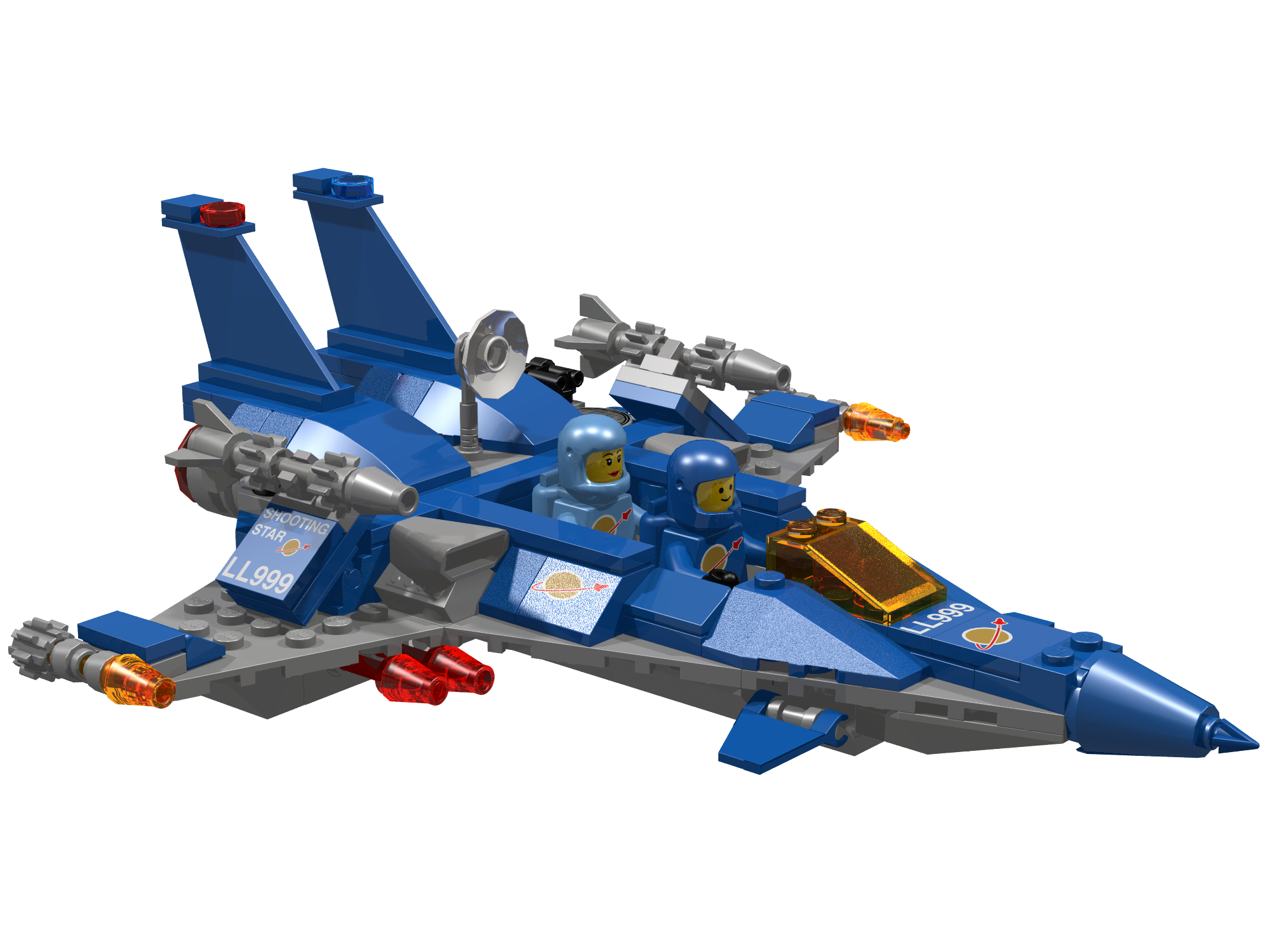 Spaceship png transparent. Lego ideas product stella