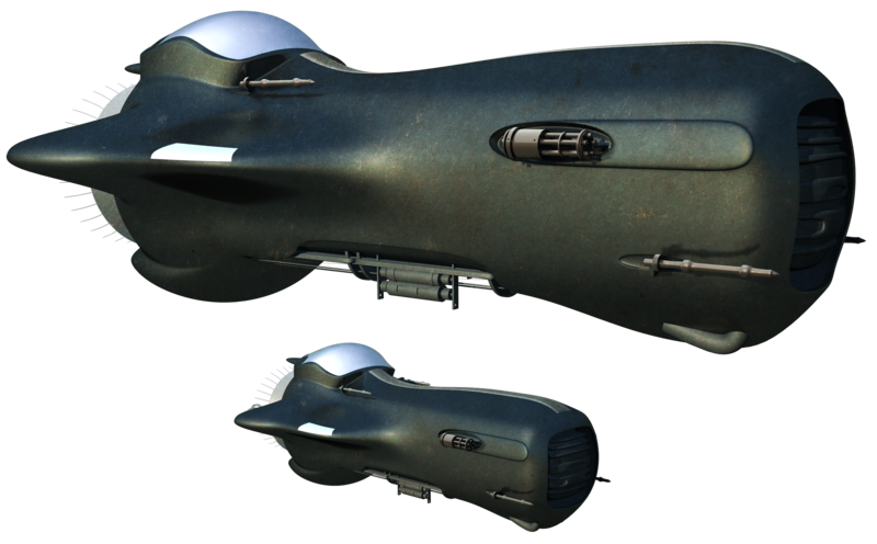 Spaceship png transparent. By gd on deviantart