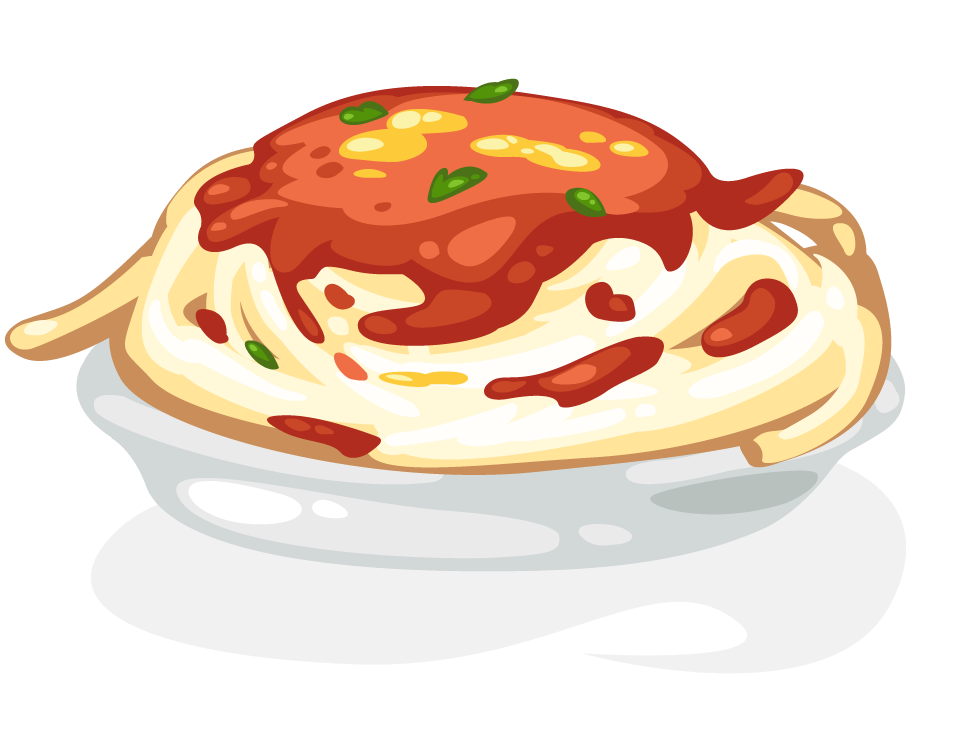 Spaghetti clipart png. Collection of high