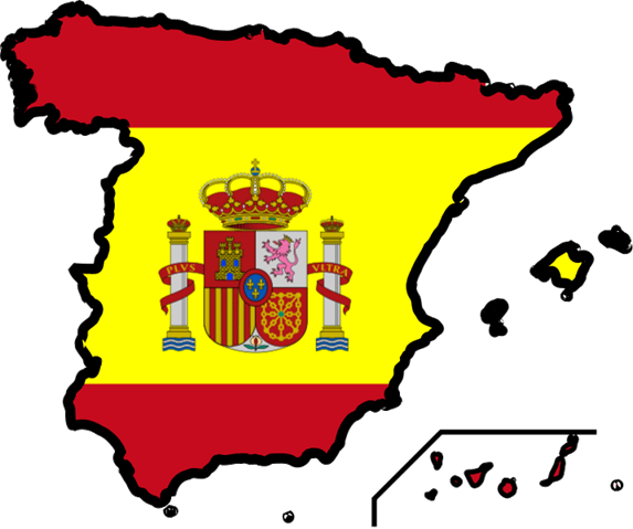 spain clipart house spanish