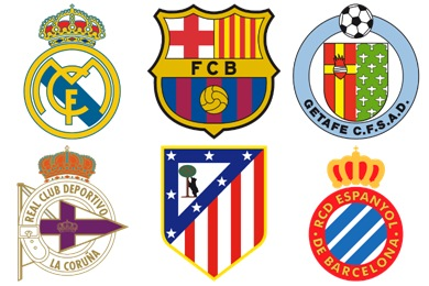 Spain clipart club spanish. Football iconset icons giannis
