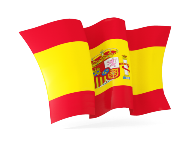 Spanish flag png. Spain icons vector free