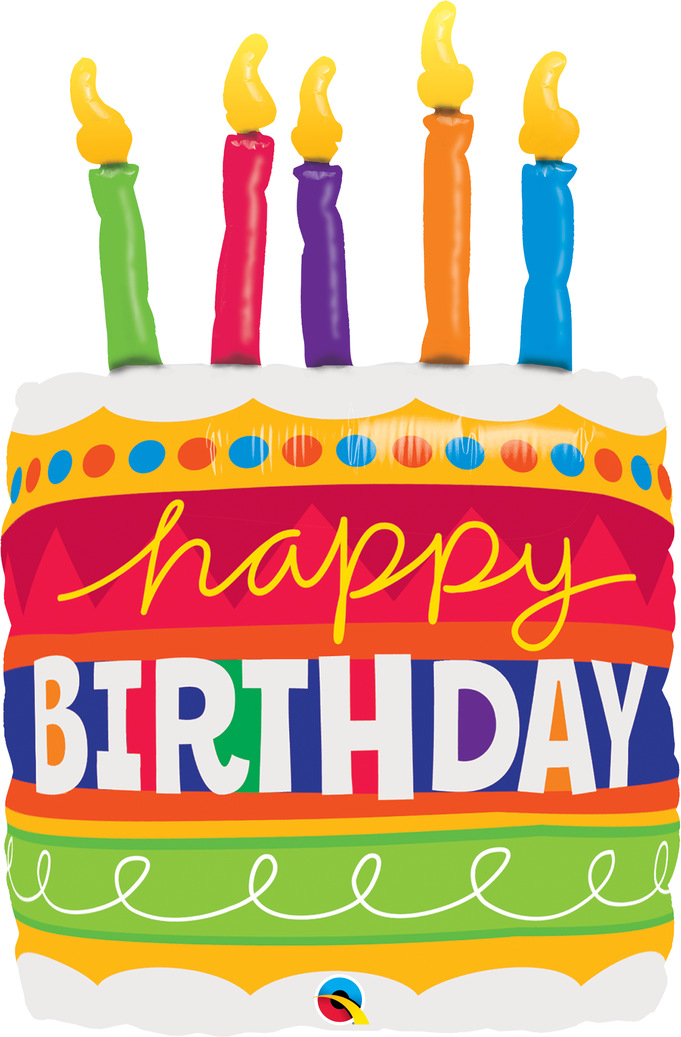 Sparkler candles png. Happy birthday cake and