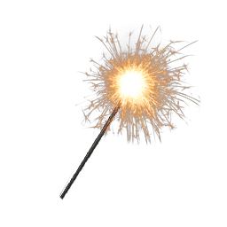 Sparkler png. Torch skin official ark
