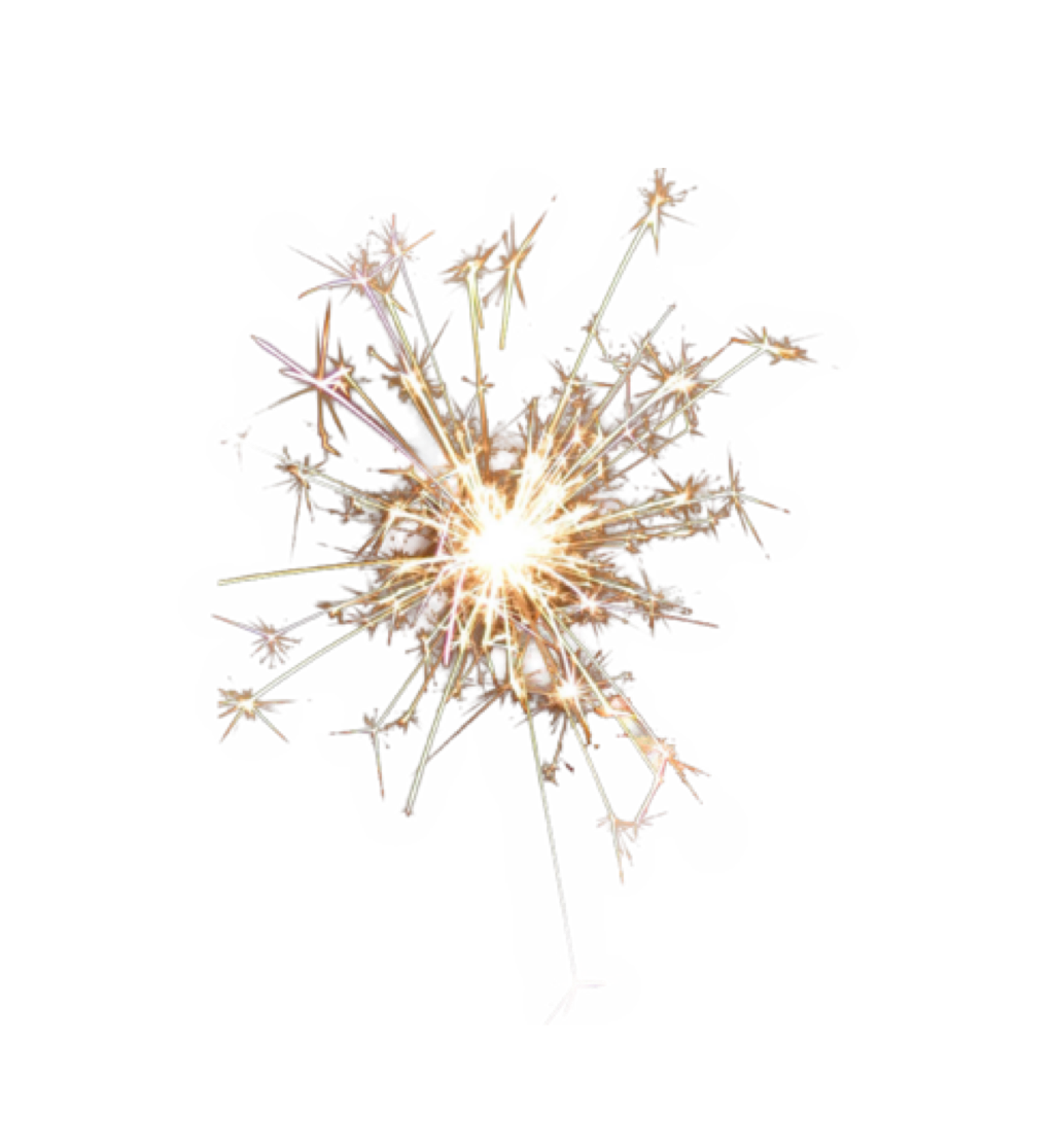 Sparkler png. Freetoedit sticker by chcki