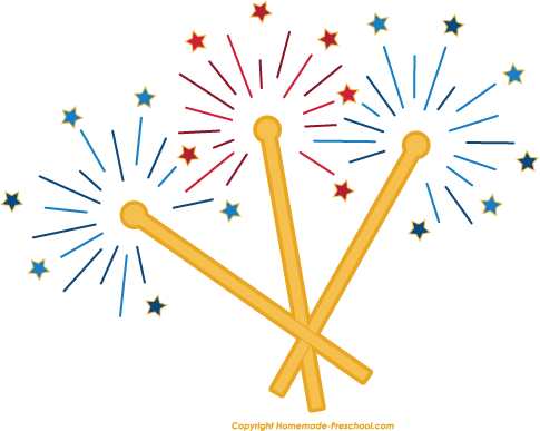 Sparklers. Fireworks clipart cliparting com