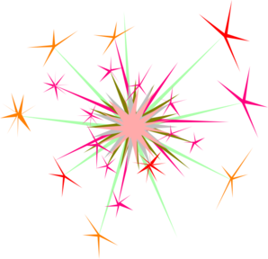 Sparkles clipart. Free animations