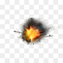 Sparks clipart fire blast. Png vectors psd and