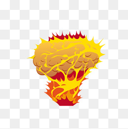 Sparks clipart fire blast. Explosion png vectors psd