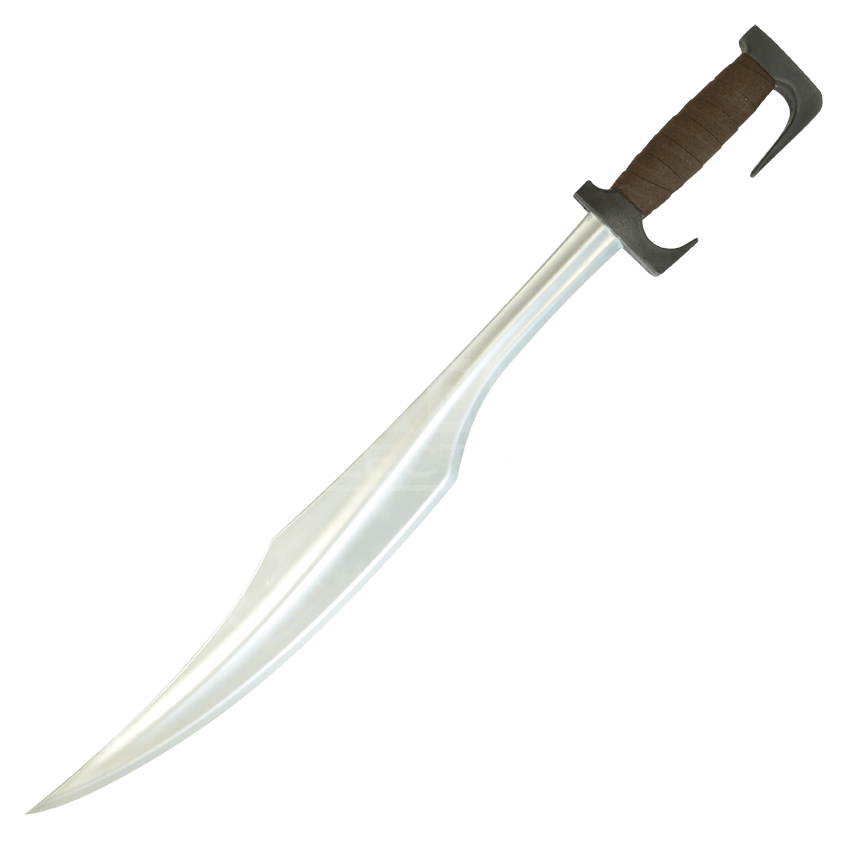 Spartan spear png. Larp sword wrbl by