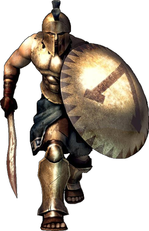 spartan warrior png
