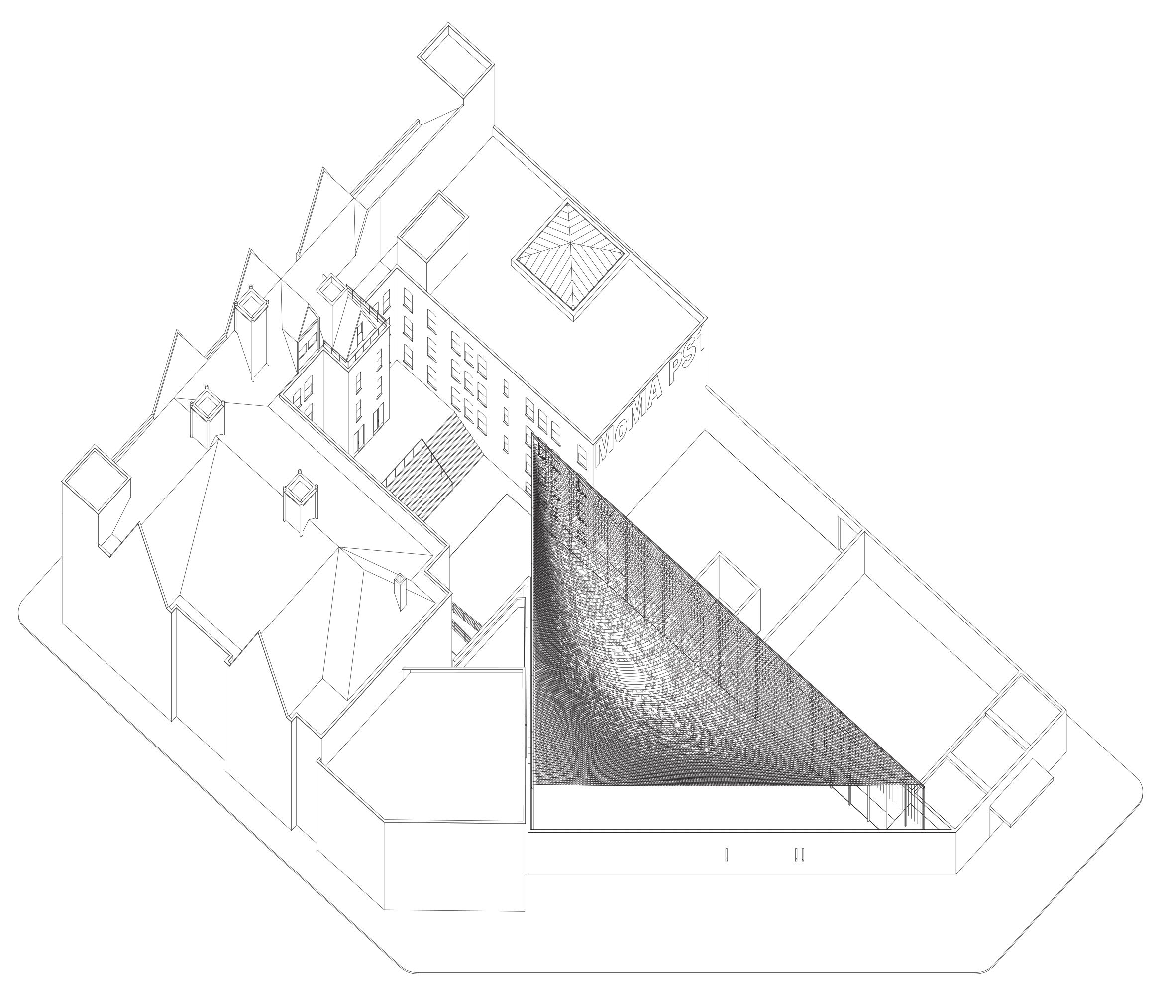 spatial drawing proposal