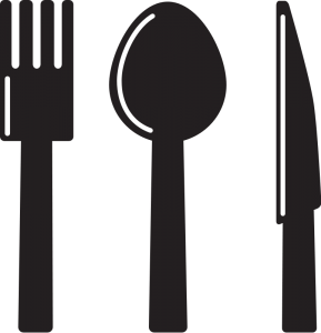 Spatula clipart crossed. Free spoons cliparts download