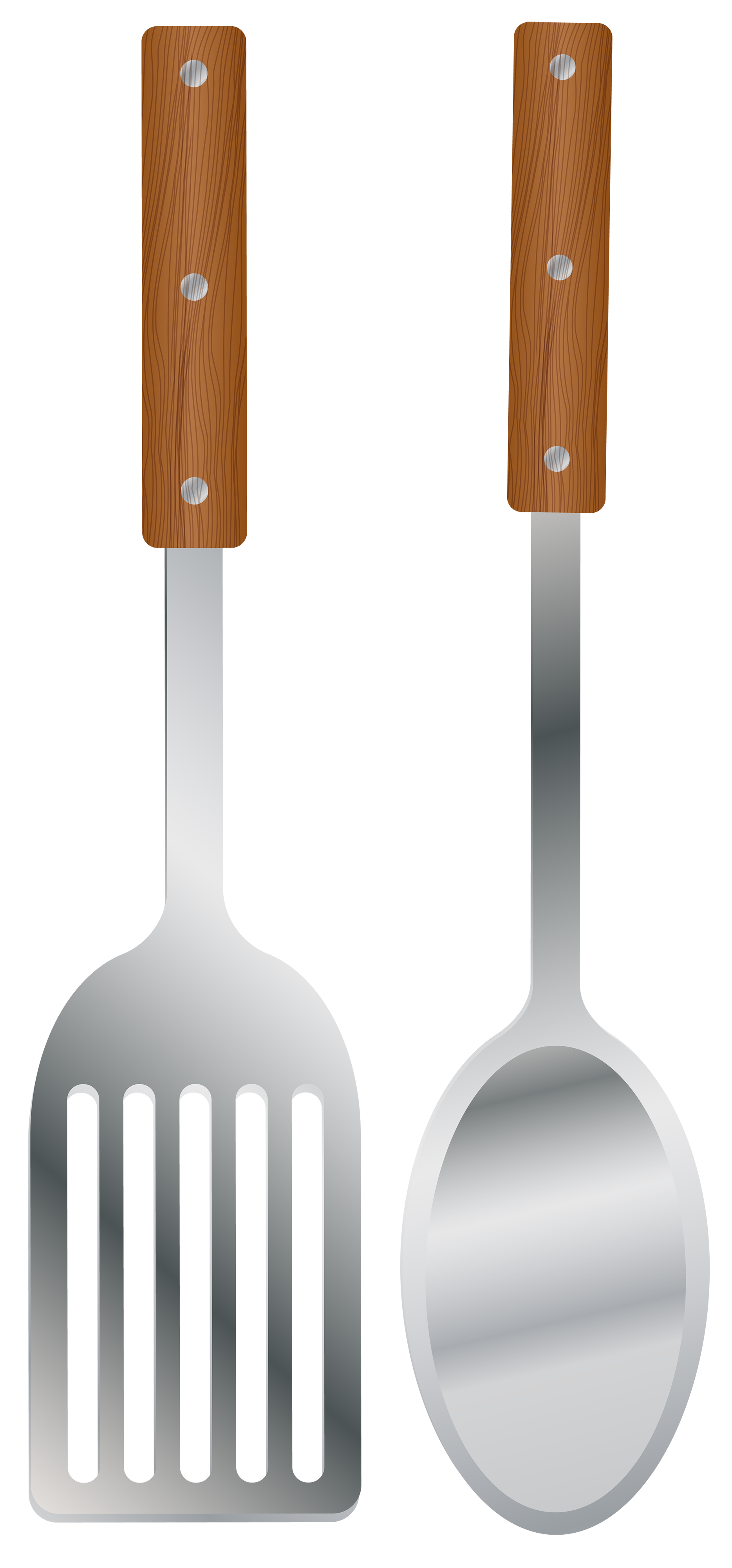 Spoon and png best. Spatula clipart kitchen spatula image stock